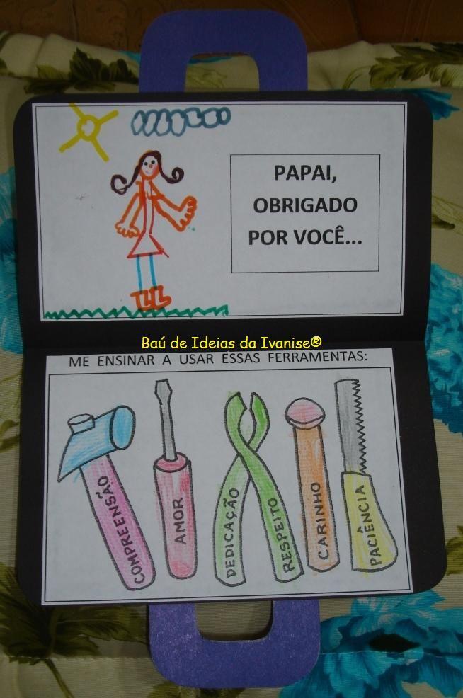 d'escola: Dia dos pais