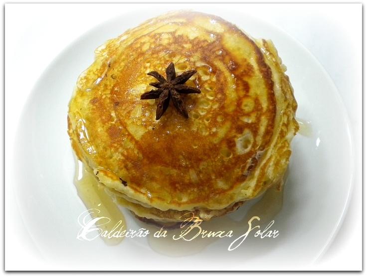 Basic vanilla Pancakes