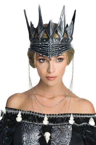 Snow White and The Huntsman Queen Ravenna's Crown, Metal, One Size Rubie's Costume Co http://www.amazon.com/dp/B008COISGO/ref=cm_sw_r_pi_dp_qHwmub0R8RDBW