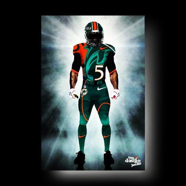 Dolphin Miami New NFL Uniforms   New Miami Dolphins Uniform #miamidolphins #miami #dolphins #football # ...