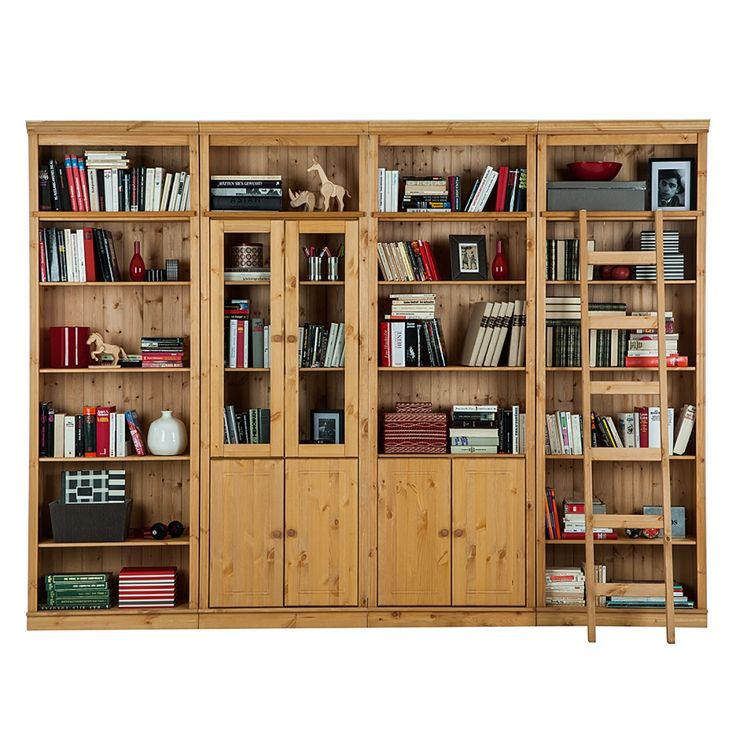 armoire murale lillehammer iii pin massif teint. Black Bedroom Furniture Sets. Home Design Ideas