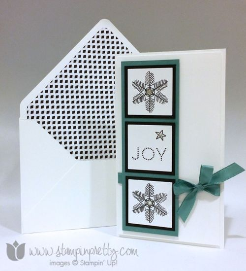 Stampin up stampinup stamping pretty mary fish project life december wonder 4
