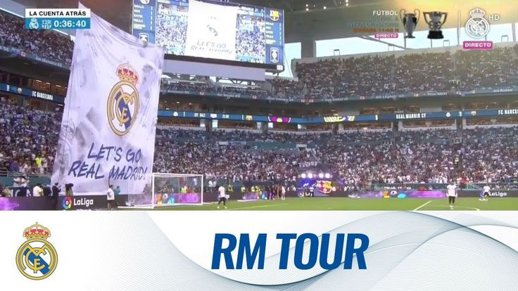 Ver Real Madrid vs Barcelona | Warm-up