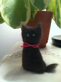 Catsparella: Crafting With Cat Hair Book Review and Giveaway!
