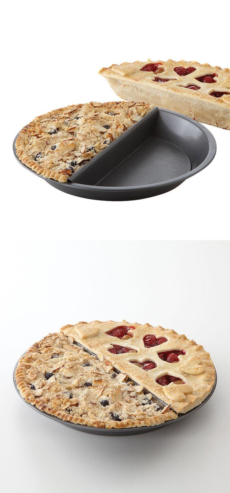 Half + Half Pie Pan