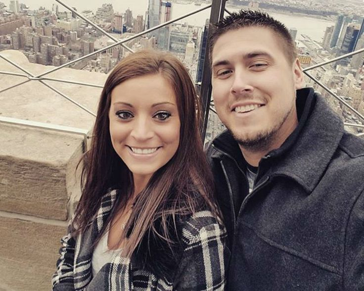 Jeremy Calvert brought his girlfriend, Brooke Wehr, to NYC to film the 'Teen Mom 2' reunion.
