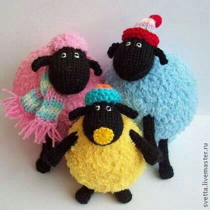 Shawn the sheep family