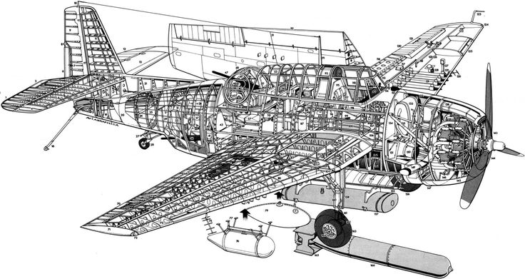 448 Best Aerospace Cutaways And Diagrams Images On Pinterest