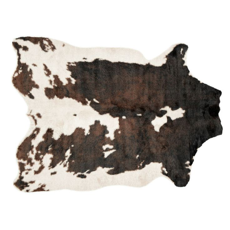 17 Best Ideas About Faux Cowhide Rug On Pinterest Cow