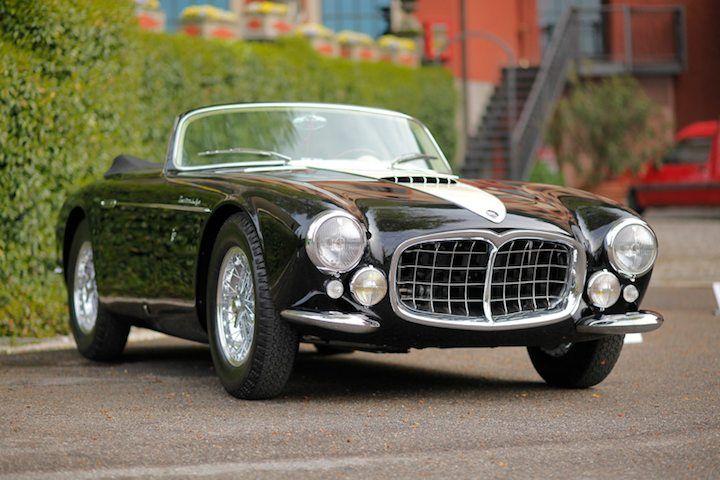 1955 Maserati A6GCS Spider