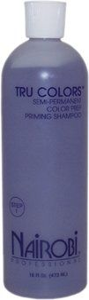 Nairobi Tru-Colors Prep Priming Shampoo Unisex, 16 Ounce >>> Want to know more, click on the image.