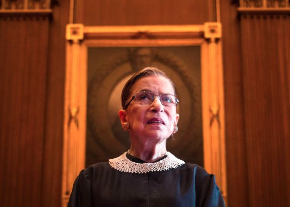 Ginsburg's redistricting decision could be the most important one of the term.