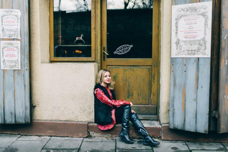 Late autumn in Kazimierz