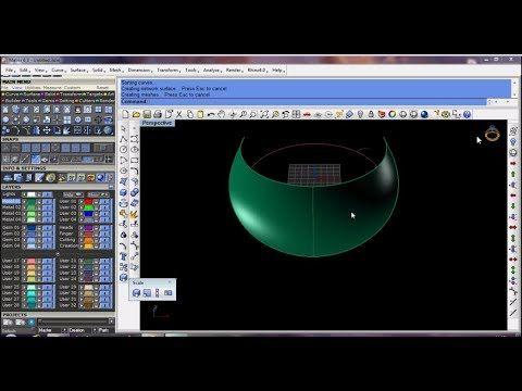 matrix gemvision rhino cad how to make a chokor gala 1 for jewellery cad...