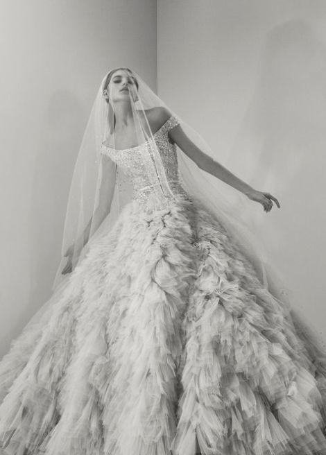 Elie Saabs brudkollektion 2017