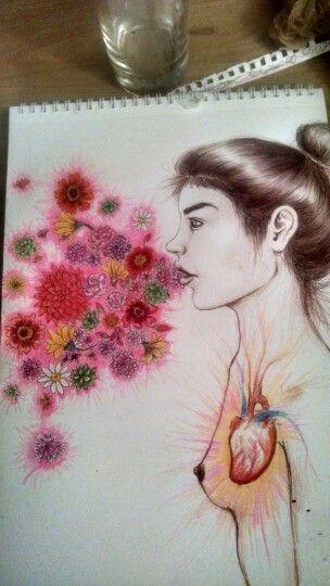Deja que el corazón hable...