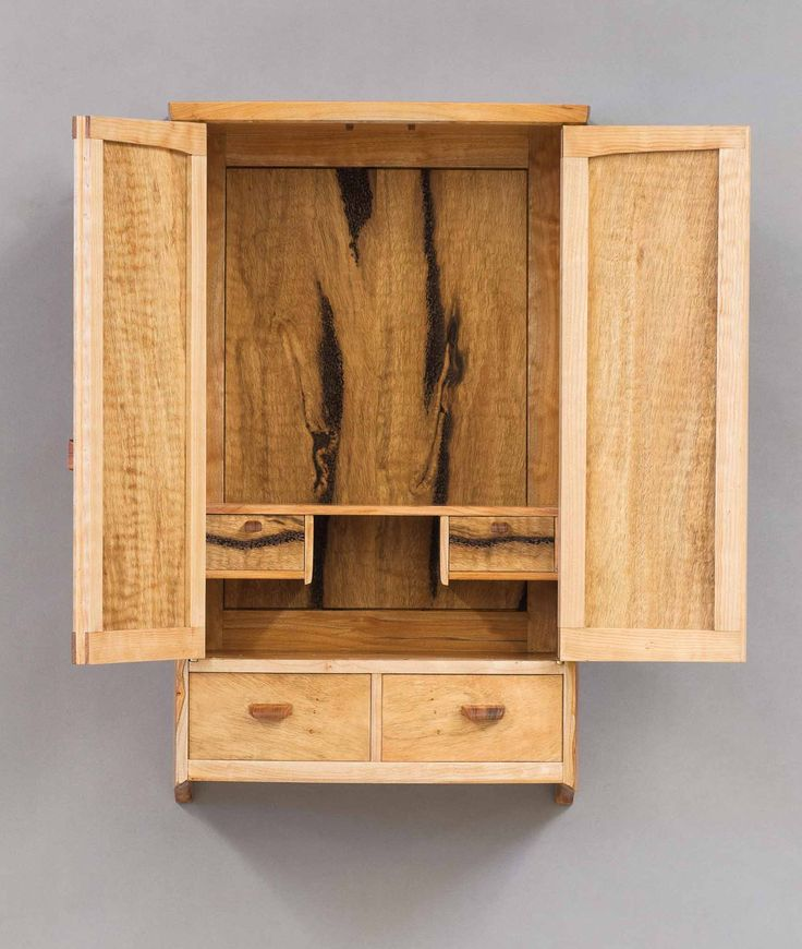 Wall Cabinet « College of the Redwoods Fine Furniture