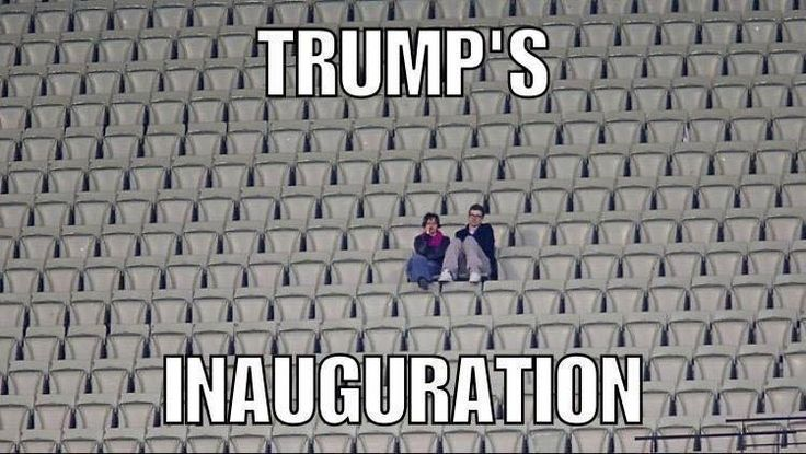 Ivanka & Baron, Melania Couldn't Make It. #BoycottTheInaugurationBigly  Let's make it the #LeastViewedInaugurationEver
