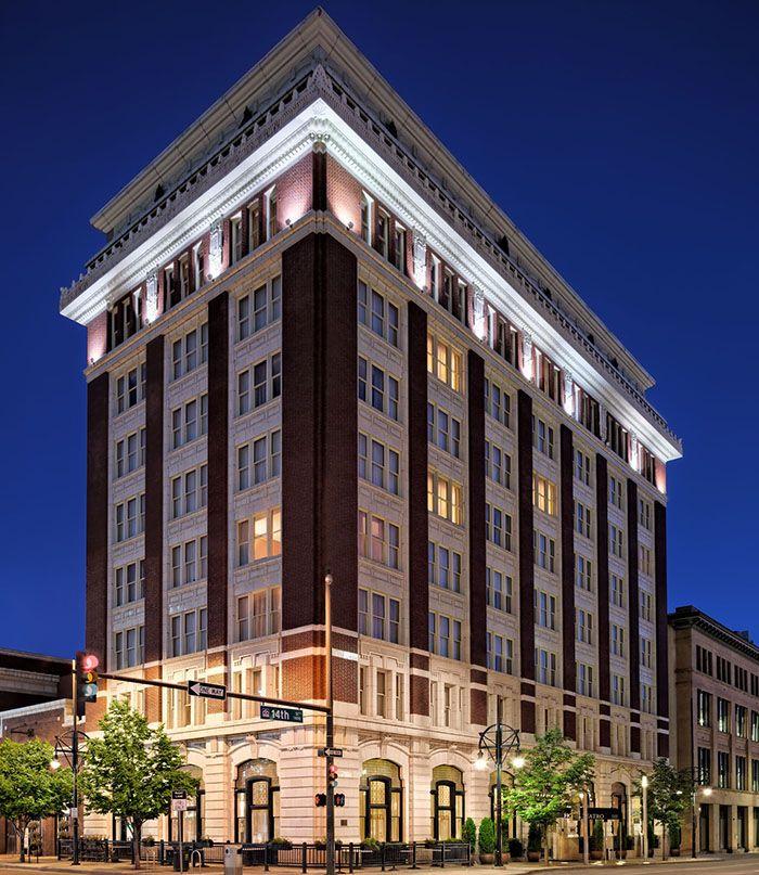 Downtown Denver's iconic boutique hotel