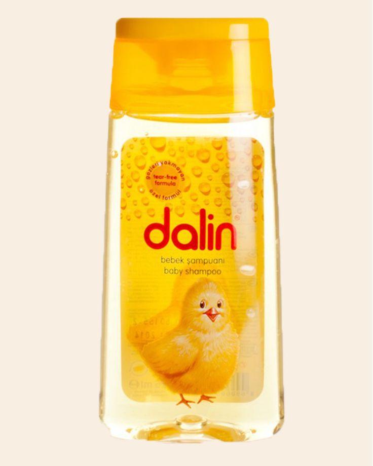 DALİN Bebek Şampuanı 125 ml