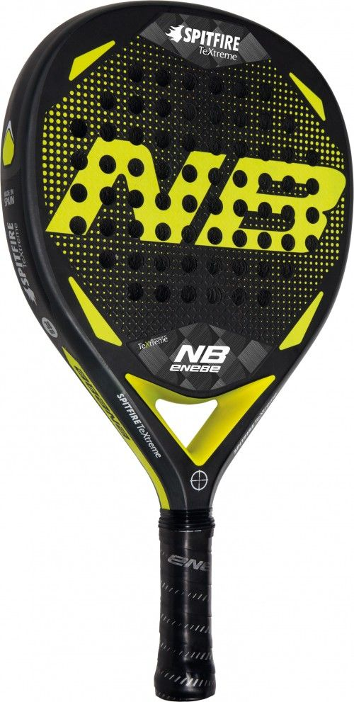 Spanish-based Enebe Padel has launched its 2016 range of paddle tennis paddles featuring its top-of-the-line Spitfire TeXtreme® – manufactured using TeXtreme® carbon fiber fabrics.  www.textreme.com