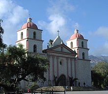 "https://en.wikipedia.org/wiki/Santa_Barbara,_California  Mission Santa Barbara, known as ""the Queen of the Missions,"" was founded in 1786."