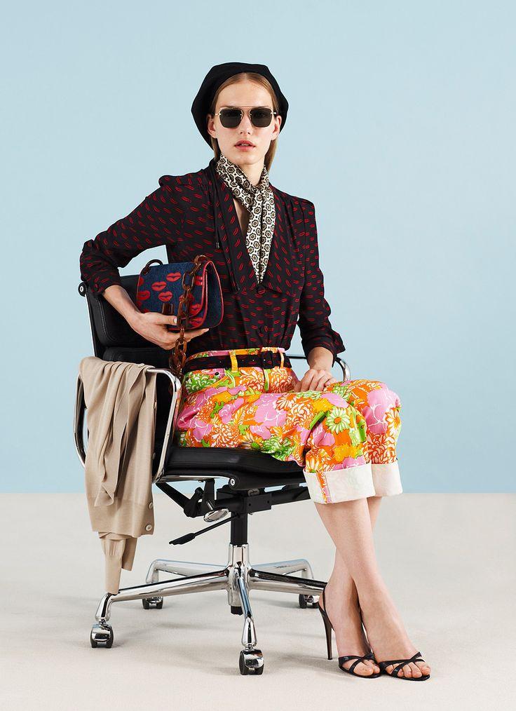 Prada Resort 2012 - Review - Vogue