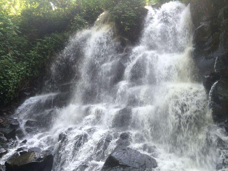 Kanto Lampo waterfalls, Gianyar, Bali, Indonesia