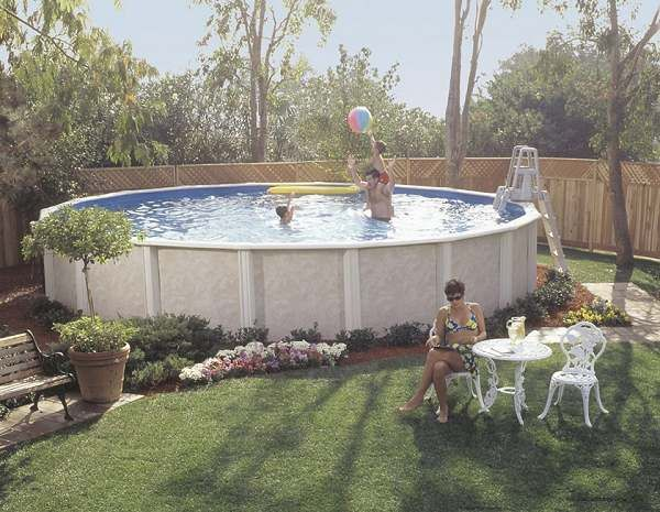 1000 images about pool landscaping on pinterest for Pool garden edging