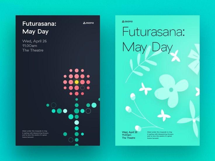 Asana Hackathon Posters