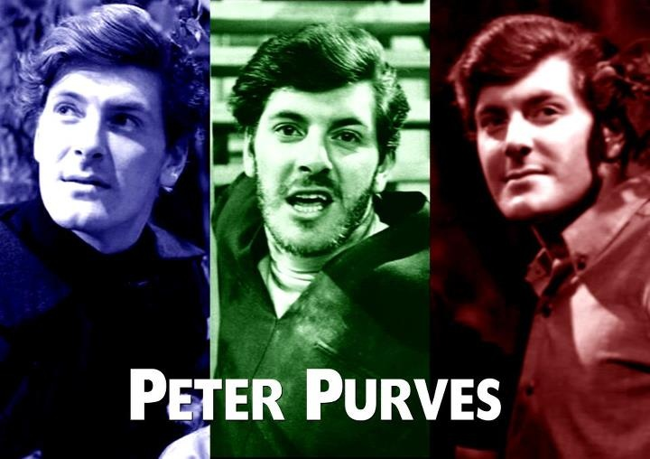 Peter Purves is attending Whooverville 4 at QUAD in Derby - Peter portrayed space pilot Steven Taylor opposite William Hartnell in 44 episodes of Doctor Who. He is perhaps best known to British television viewers as a presenter of the BBC children's magazine show 'Blue Peter' during the seventies. He has also appeared as himself in episodes of 'EastEnders', 'The Office' and 'I'm Alan Partridge'.