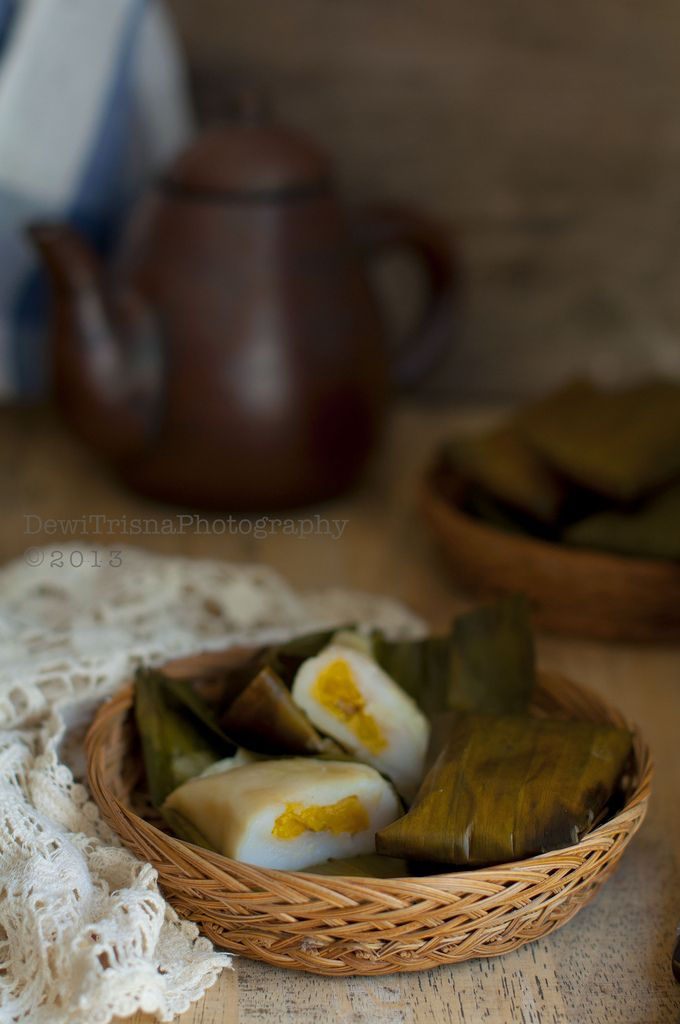 Jaje Sumping aka Kue Nagasari