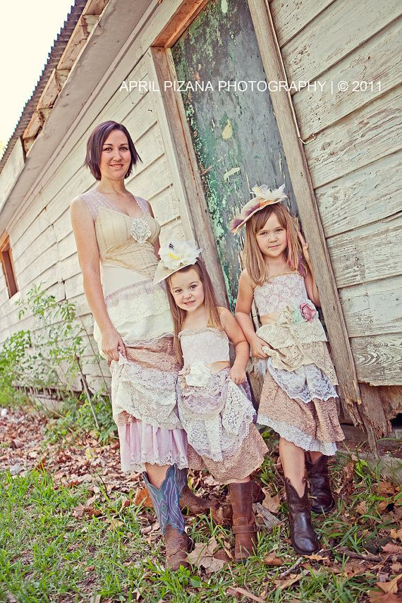 Maleaha Flower girl dress deposit x 2 by amandarosebridal on Etsy, $100.00