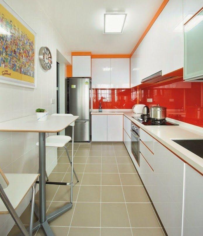 Narrow Kitchen Cabinet Ideas: 1000+ Ideas About Long Narrow Kitchen On Pinterest