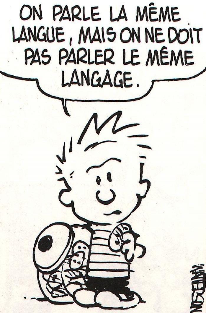 L'évolution de la langue française