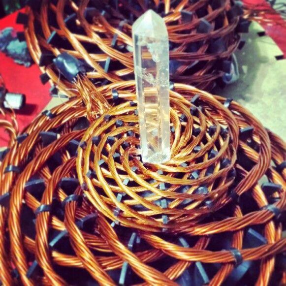 1Stop Energies POE Vortex Coil Advanced Toroid Geometry