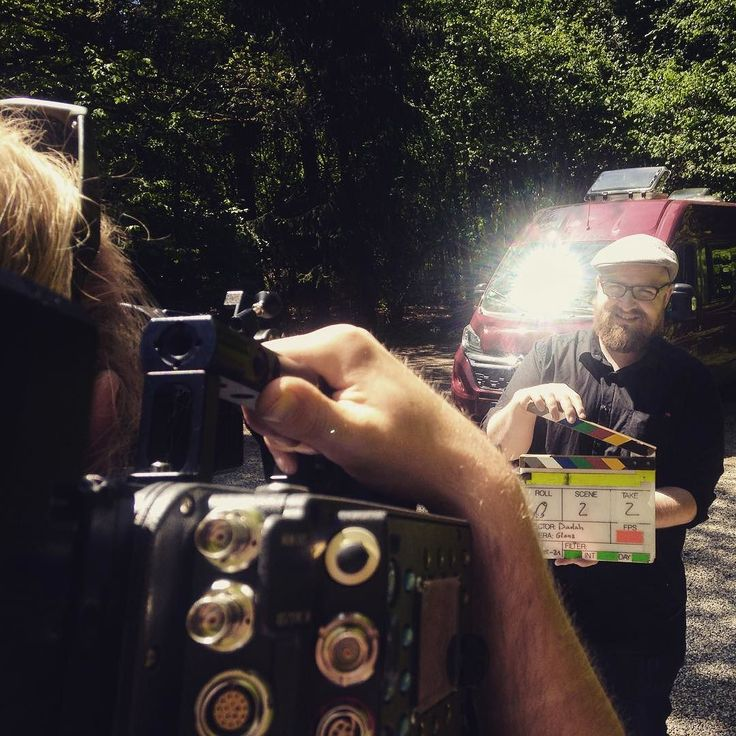 Björnception #shooting #makingof #arri #alexa #2k #50fps #nature #vanlife #rollinghome #grizzlybjørn #findthepenis #inthewoods #imagevideo #sunnyday #instagood