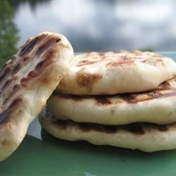 "Naan I ""Five stars! My three year old picky-eater LOVED it... that is the best rating ever!"""