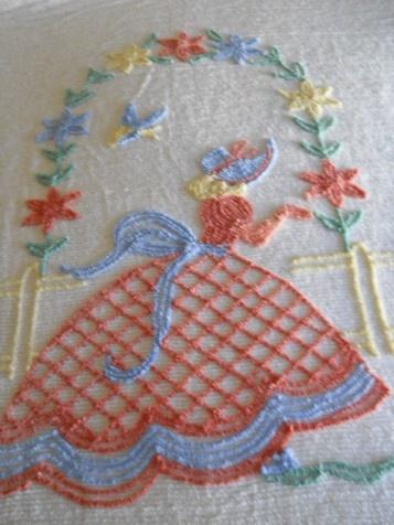 southern belle chenille bedspread