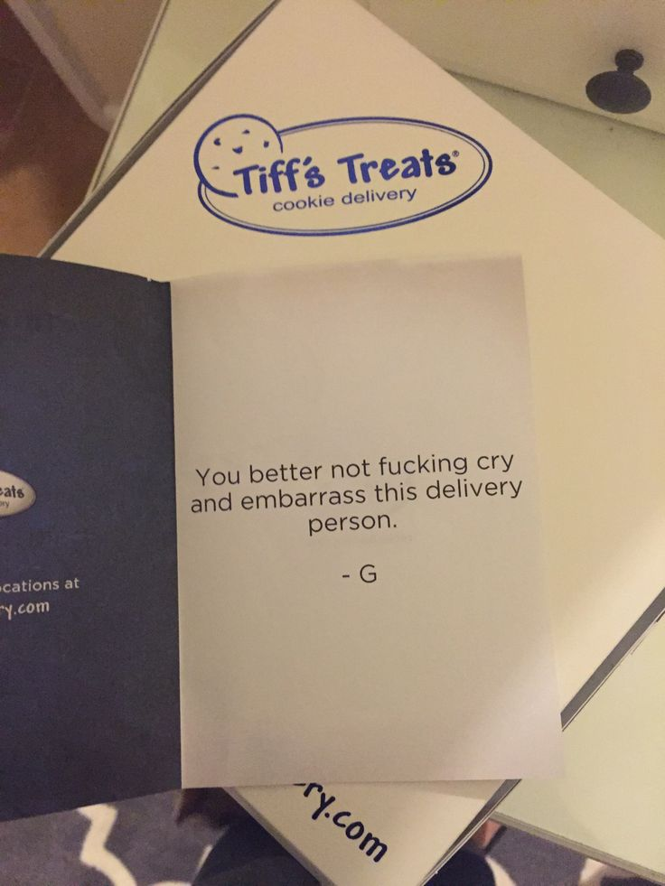 My boyfriend had cookies delivered to me while I was studying - Imgur
