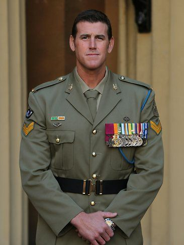 "Benjamin ""Ben"" Roberts-Smith VC, MG (born 1 November 1978) is a former Australian soldier and a recipient of the Victoria Cross for Australia. He was awarded the Victoria Cross for his actions during a helicopter assault into Tizak on 11 June 2010 as part of an offensive in the Shah Wali Kot region, while serving with the Special Air Service Regiment in Afghanistan."