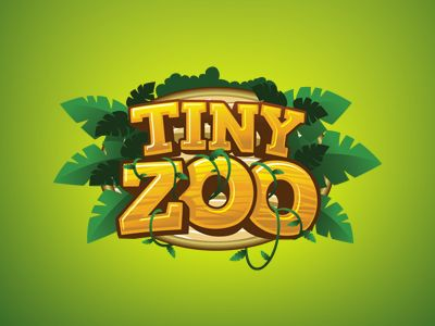 Dribbble - Tiny Zoo by Alan Oronoz