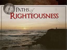 how to become righteous before god