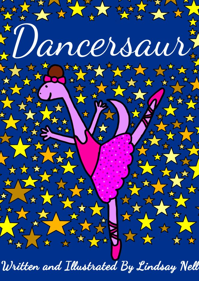 Becky wants to be something no Dinosaur has ever been before... she wants to be a ballerina! Get your copy on kindle and paperback
