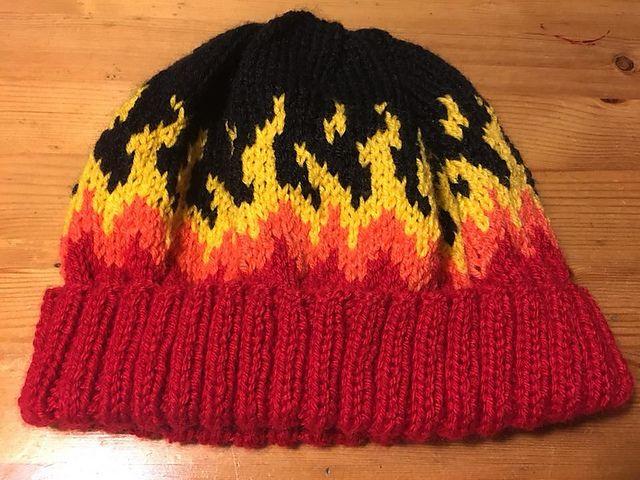 I Love My Firefighter Men /& Women Winter Soft Knitted Hat