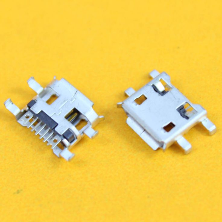 Micro mini USB Jack connector sink board 7 pin Charging port Socket for Teclast X89 X80HD X16HD P79HD P89S P90 X98 air Tablet PC