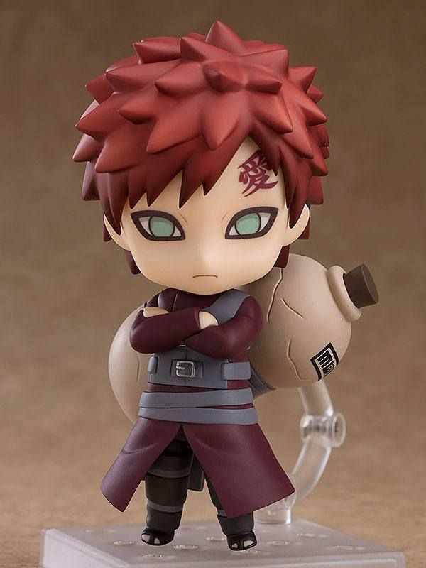 2019 Nendoroid 682 Anime Naruto Shippuden Uzumaki Naruto PVC Figure Toy Gift