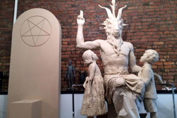 The Satanic Temple Challenges Conservative Christianty's Influence in Government, Women's Rights and Public Schools