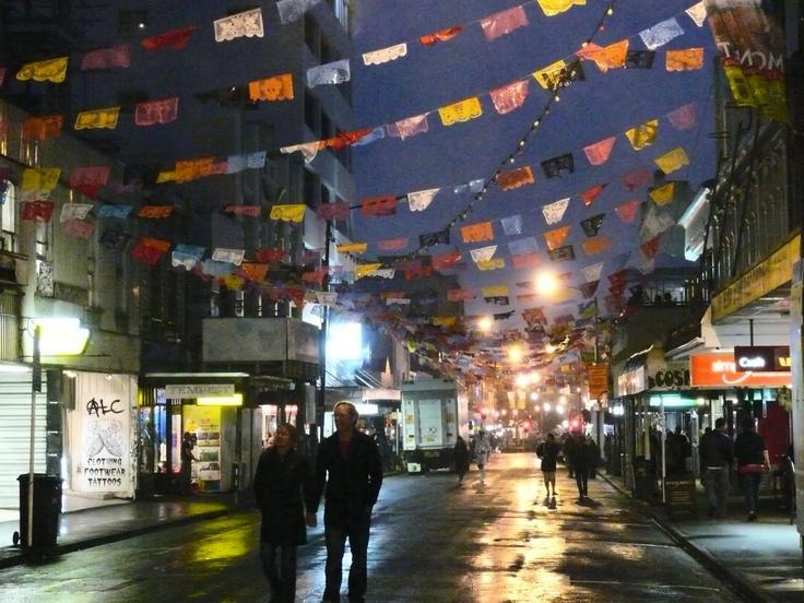 Cuba Street, Wellington