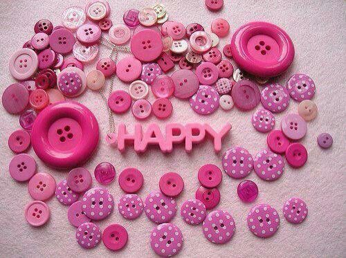 Pin by Annaluna on The Power of Pink: Breast Cancer Awareness | Pinterest | Pink, Buttons and Pretty in Pink